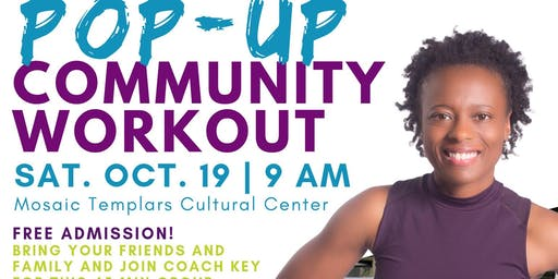 FREE Community Workout