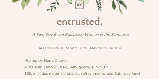 Women's Training Network  -  Albuquerque 2020 Registration