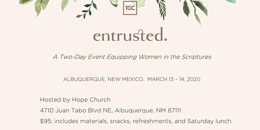 Women's Training Network  -  Albuquerque 2020 Registration