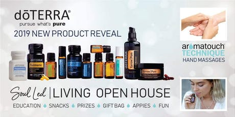 dōTerra New Product Reveal & Customer Appreciation Event tickets