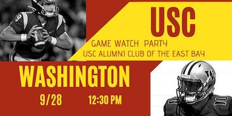 USC EB Trojans Football Game Watch Party: USC v WASHINGTON  tickets