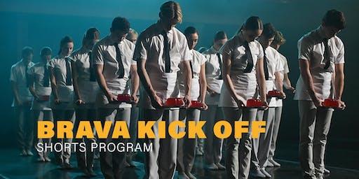 Kickoff at The Brava   2019 SF Dance Film Festival