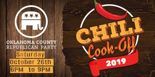 Oklahoma County Chill Cookoff