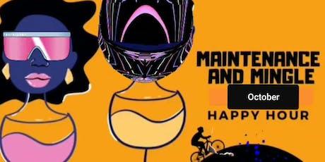 Maintenance & Mingle (October) - Special Edition tickets