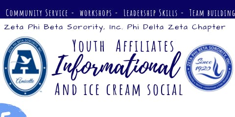 Youth Affiliates Informational and Ice Cream Social