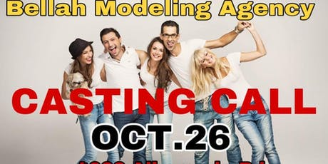 Bellah  Modeling Agency Charlotte CASTING CALL tickets