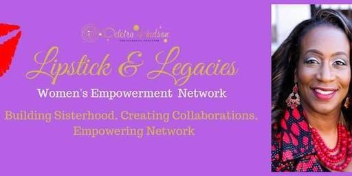 4th Annual Lipstick & Legacies Women Empowerment Workshop