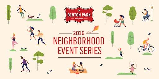 Tunes on Tap 2019 - A Benton Park Tour