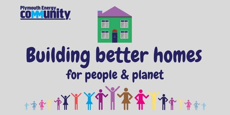 Community-led housing meeting tickets