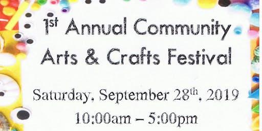 Community Arts & Crafts Festival