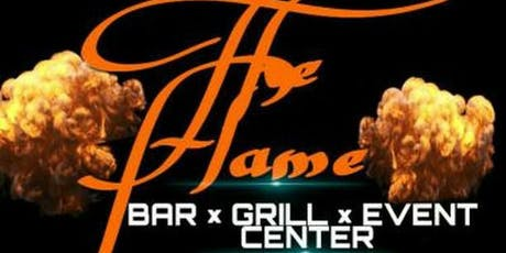 THE FLAME GRAND OPENING (FABO PERFORMING LIVE) tickets