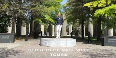 Secrets of Nashville Tour: The Path of Illumination, with William Henry tickets