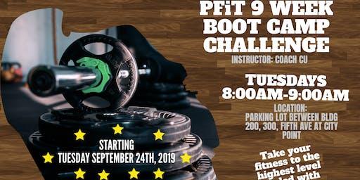 PFiT Boot Camp Nine (9) Week Challenge