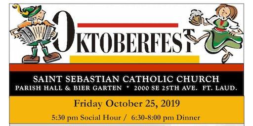 St. Sebastian Catholic Church 13th Annual Oktoberfest Celebration