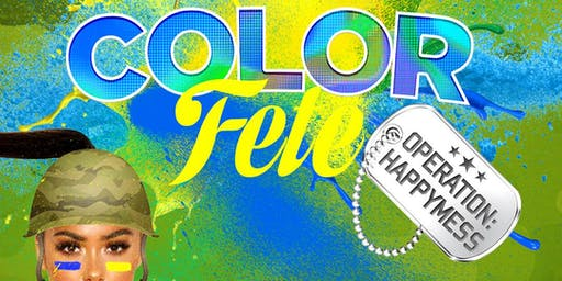 COLOR FETE - Operation: HappyMess