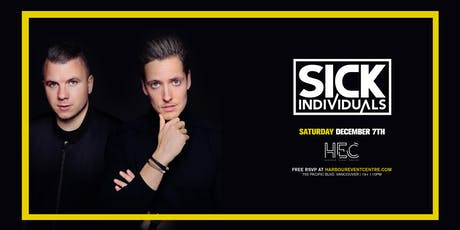 SICK INDIVIDUALS [FREE w. RSVP] tickets