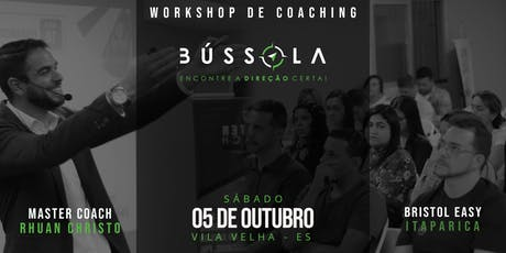 WORKSHOP BÚSSOLA - ALTA PERFORMANCE E INTELIGÊNCIA EMOCIONAL ingressos