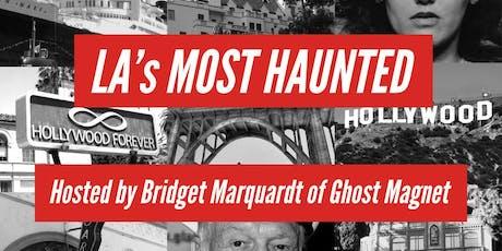 "LA""s Most Haunted tickets"