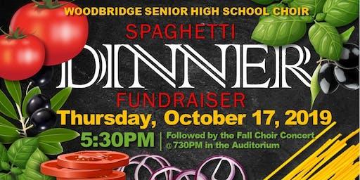 Spaghetti Dinner Fundraiser & Concert