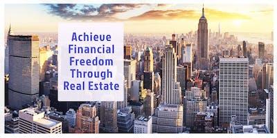 Manhattan...Achieve Financial Freedom Through Real Estate