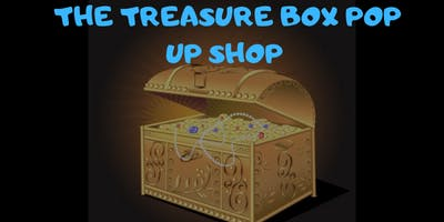 [Vendor Sign-Up]The Treasure Box Pop Up Shop 11/16