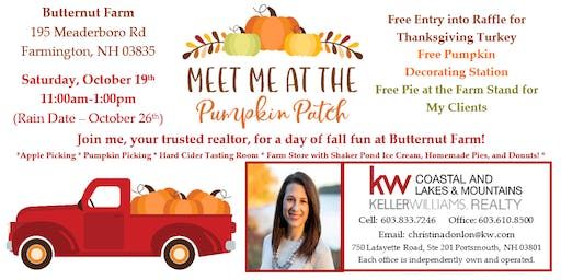 Fall Fun at Butternut Farm
