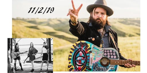 Supper and Songs featuring Leeroy Stagger w. Wild Honey