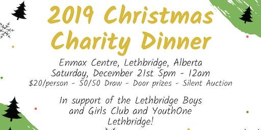 2019 Christmas Charity Dinner