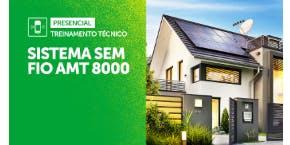 TREINAMENTO TÉCNICO CENTRAL AMT 8000