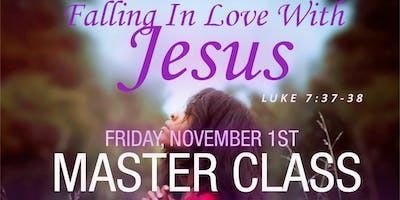 GACCS  GREAT WOMEN MASTER CLASS: 'Falling In Love With JESUS'