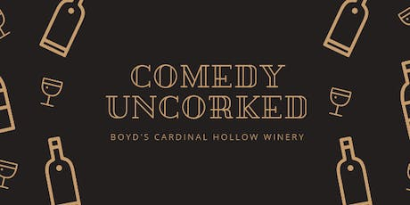 Comedy Uncorked tickets