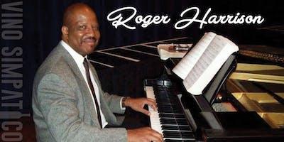 ROGER HARRISON LIVE @ VINO SIMPATICO