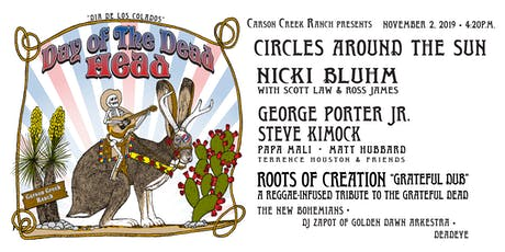 Day of the Deadhead tickets