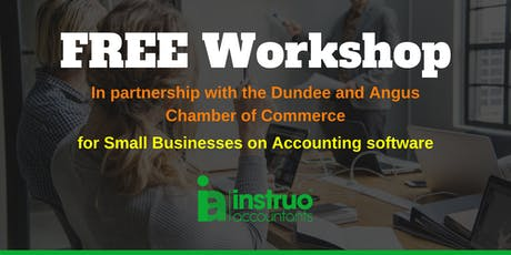 FREE Accounting Software Training Workshops @DACC by Instruo Accountants tickets