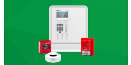 Treinamento técnico de alarme de incêndio e iluminação ingressos
