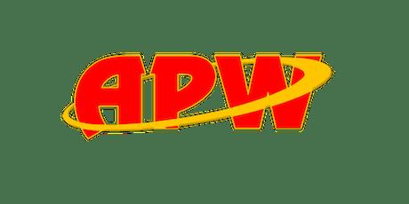 All Pro Wrestling: #HalloweenHell XXIII tickets