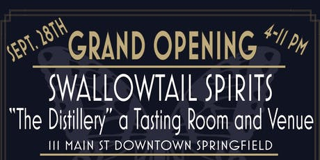 Swallowtail Spirits Grand Opening Celebration with music by Sum People tickets
