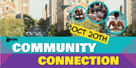 Community Connection tickets