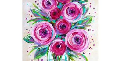 Pink Roses - 65 Northbourne