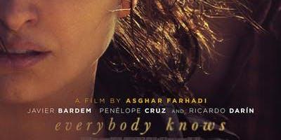 Movie Night: Everybody Knows