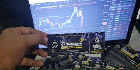 Evento Gratis Ganar Dinero en Mercados Financieros entradas