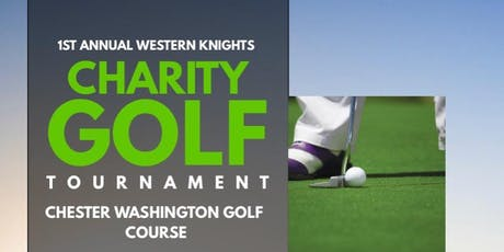 Western Knights Charity Golf Tournament tickets