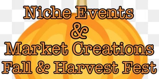 Niche Events & Market Creations' Fall & Harvest Fest