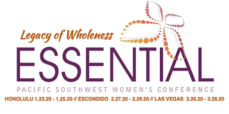 2020  Essential Conference for Women HONOLULU tickets