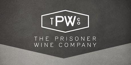 Prisoner Wine Company Experience Scottsdale tickets
