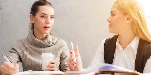 Grupos de Inglés Conversacional para Adultos (Separe su asiento)