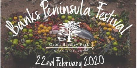 Banks Peninsula Festival tickets