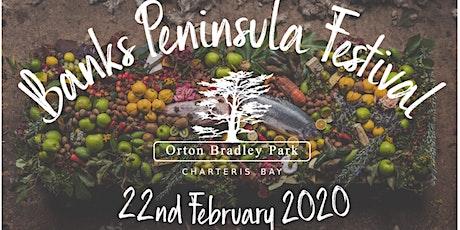 Banks Peninsula Festival tickets