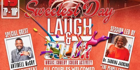 Sweetest Day In  Laugh & Color tickets