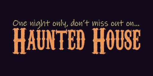 Richland Elementary Haunted House